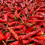 DRY WHOLE RED CHILLI